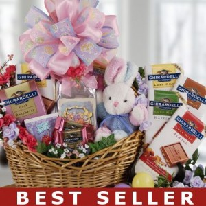 Gourmet easter baskets easter is just a few weeks away and if you want to be sure that youre prepared to delight your family and friends on easter morning then youve got to negle Image collections