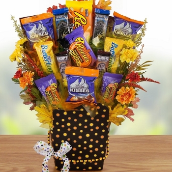 Halloween gift baskets for grown up kids negle Gallery
