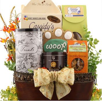 Gift Baskets for Dogs