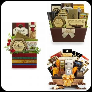 unique corporate gift baskets