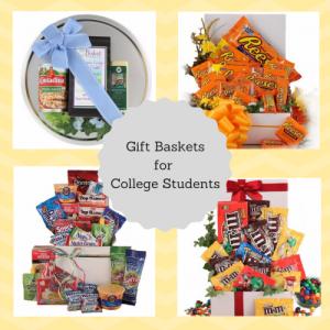 Gift Baskets for College Students | BisketBaskets.com