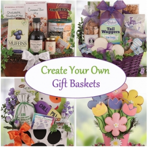 Customized Meal Gift Baskets | BisketBaskets.com