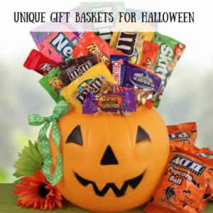 Unique Gift Baskets for Halloween | BisketBaskets.com