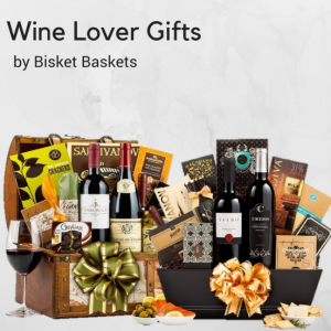 Wine Lover Gifts | BisketBaskets.com