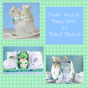 Gender Neutral Baby Gifts | BisketBaskets.com