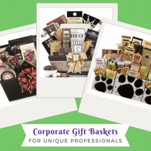 Unique Corporate Gift Baskets | BisketBaskets.com